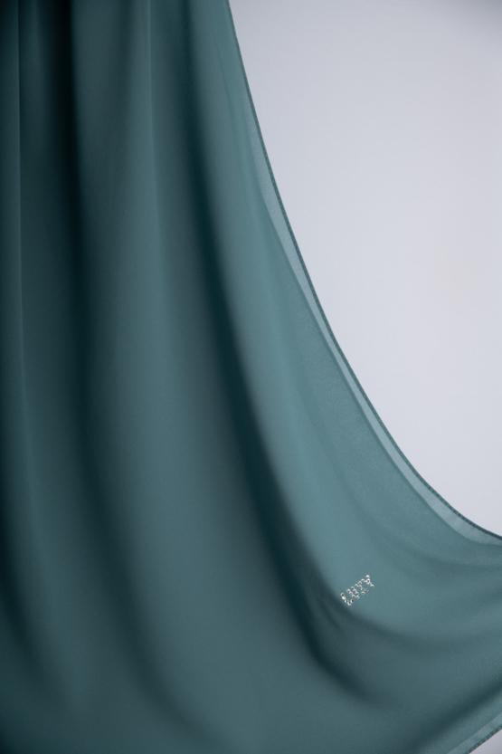 ocean blue hijab