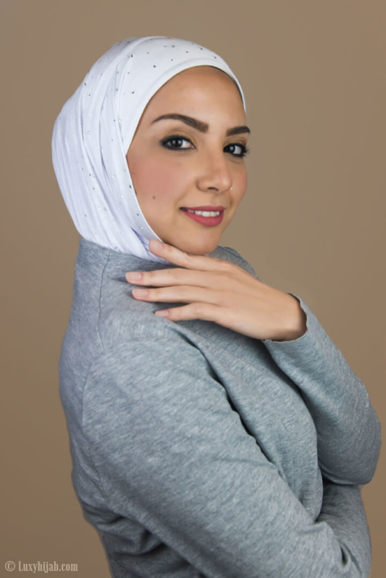 luxury hijab