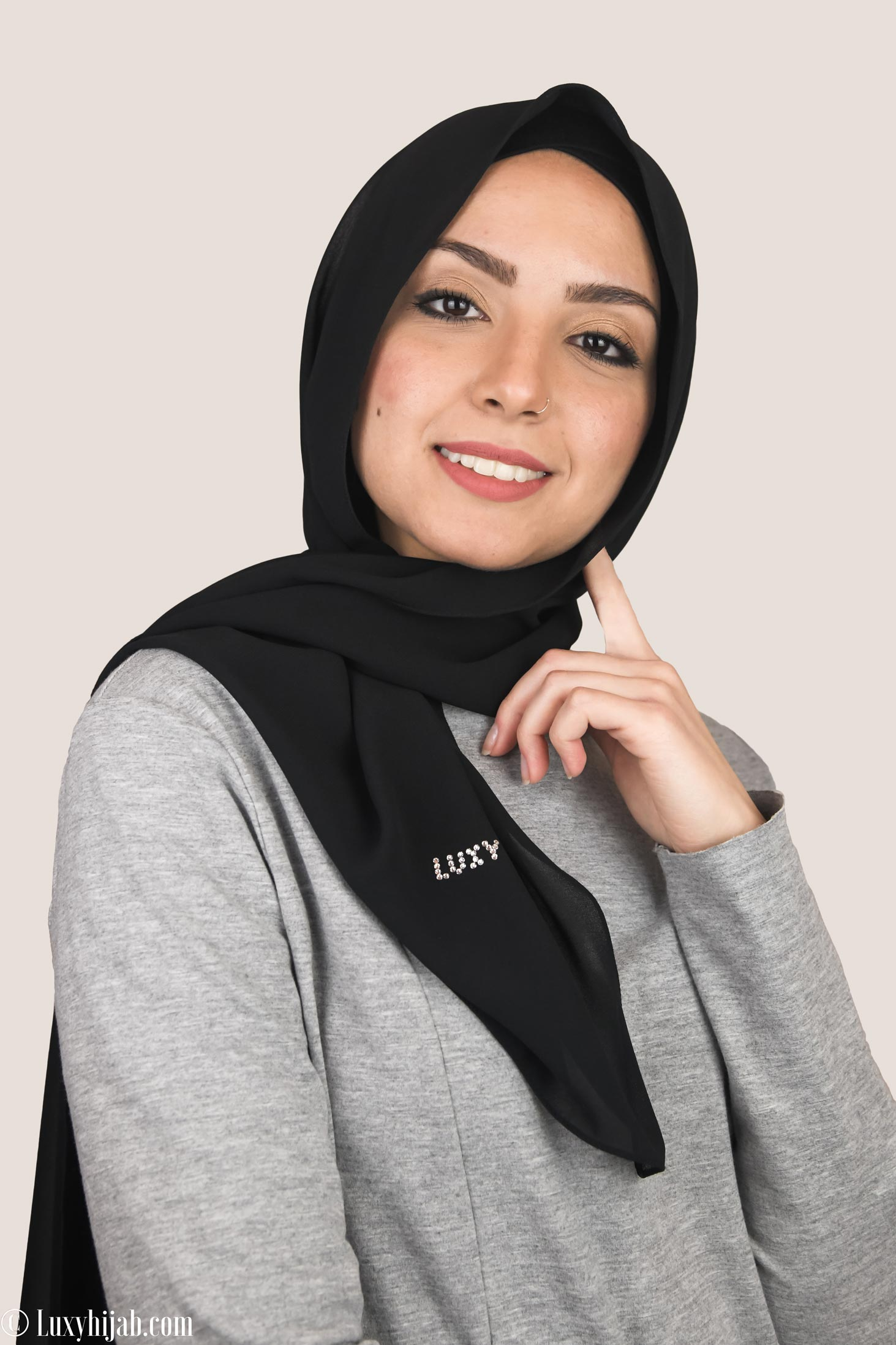 breathable hijab