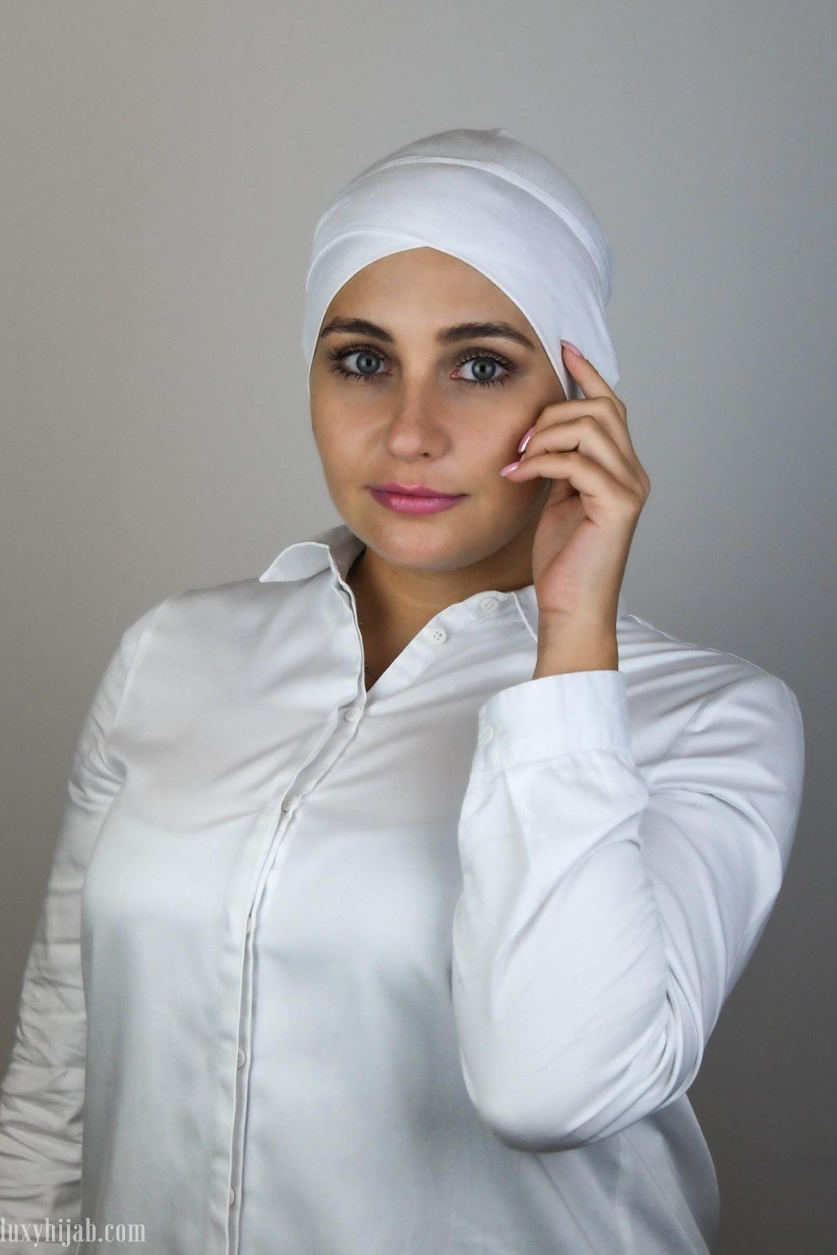 Hijab Cap
