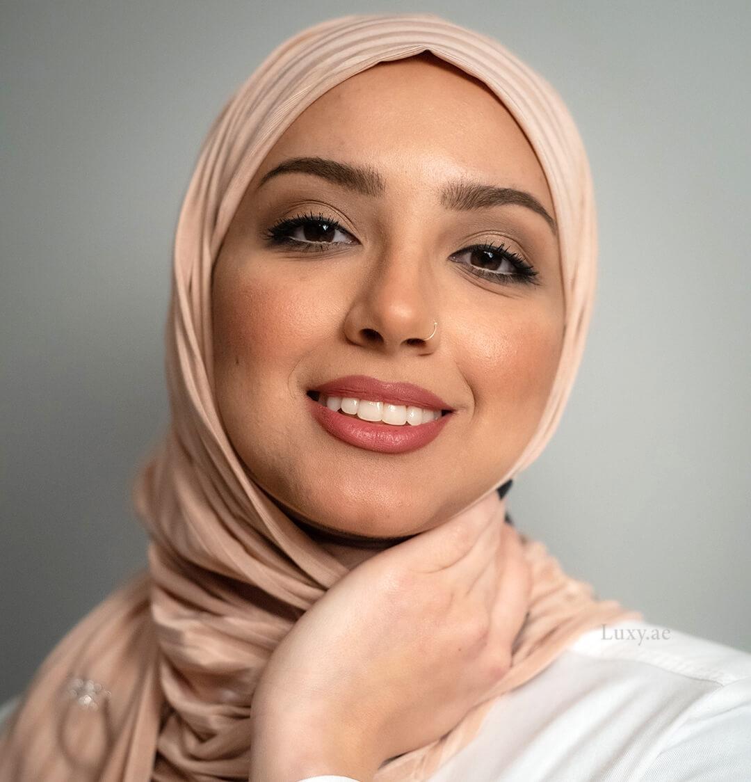 hijab model