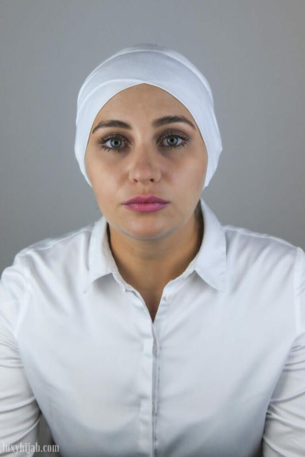 hijabi hair