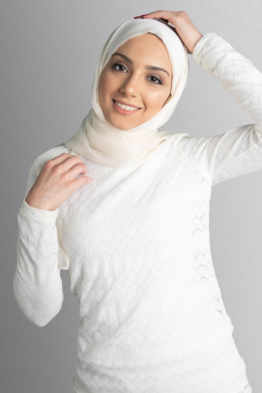 light hijab