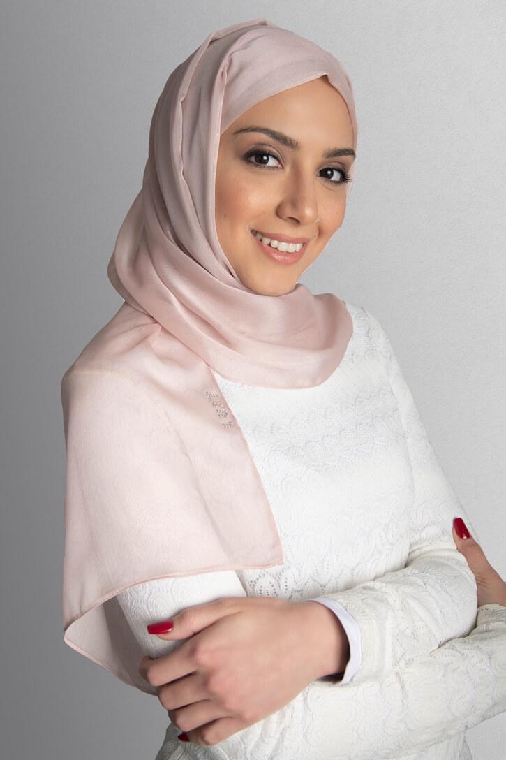 حجاب لشعر صحي