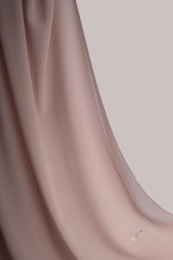 hijab bare pink