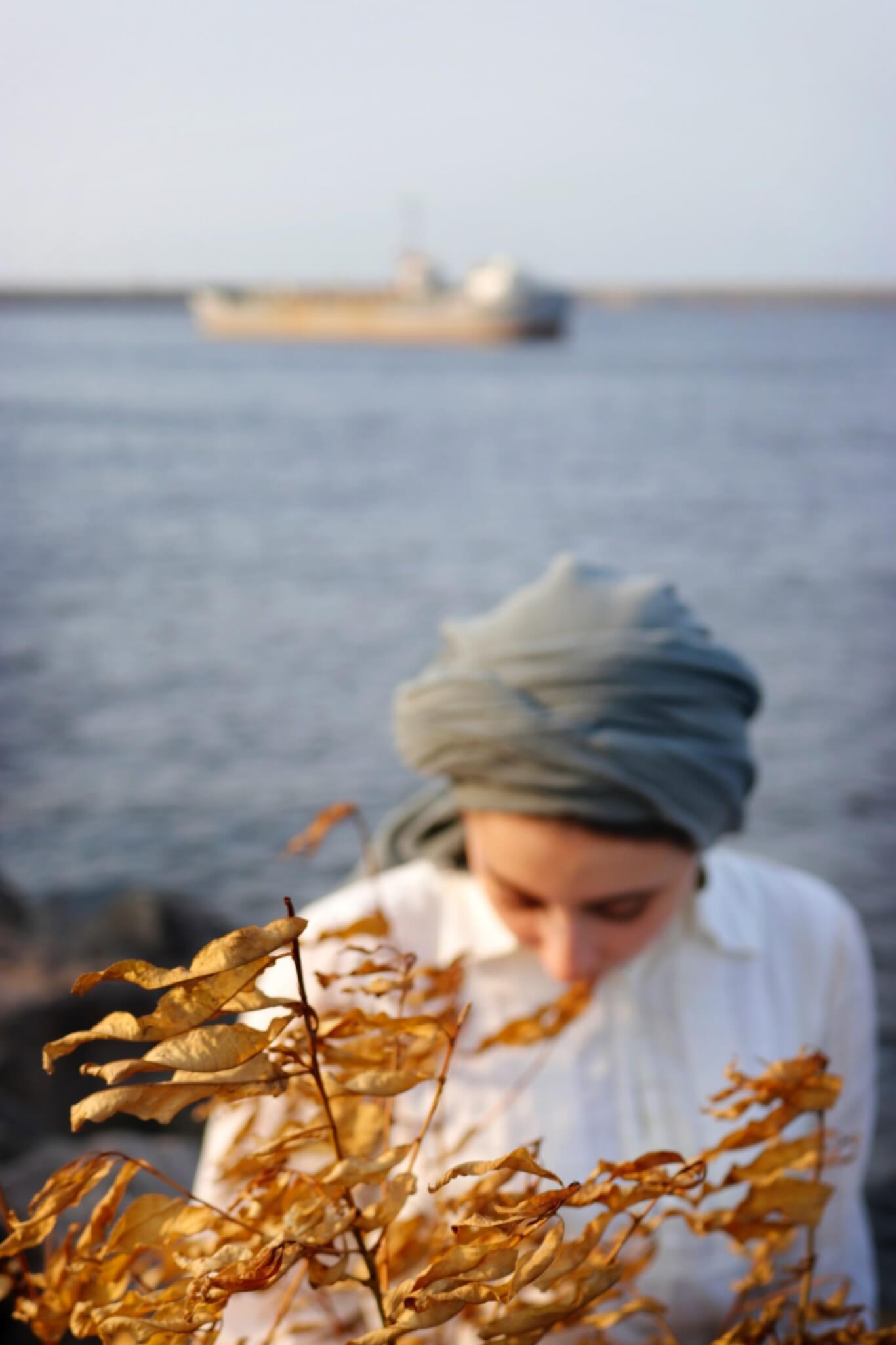 tie hijab turban