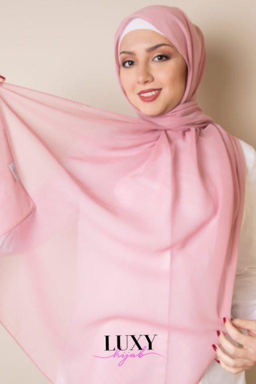 flamingo scarf cotton