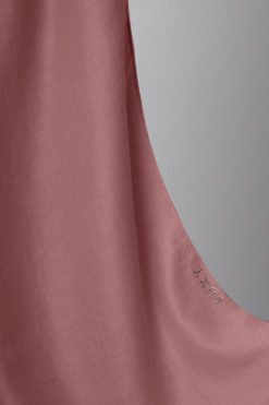 hijab in flamingo