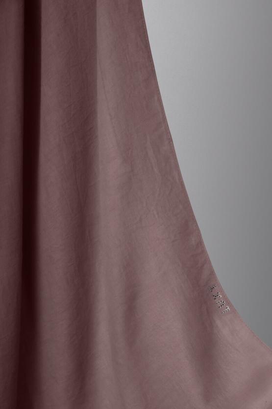 hijab in lilac