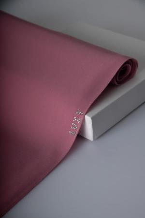 rose hijab scarf