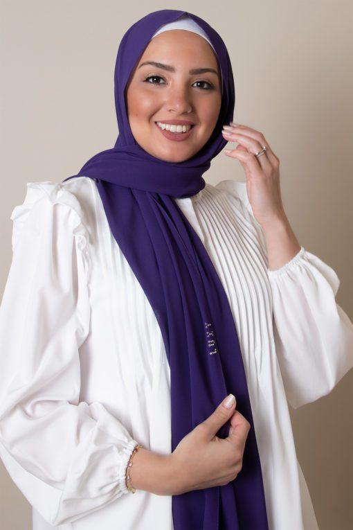 scarf chiffon