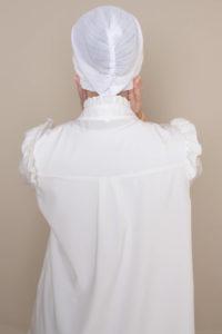 white underscarf hijab