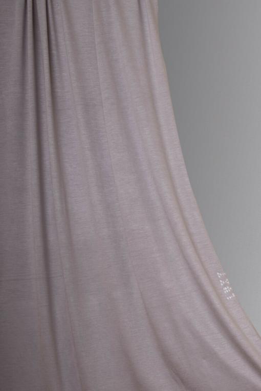 Gray Hijab 38222