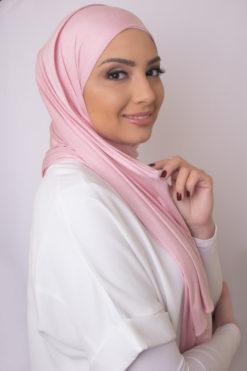 الحجاب الوردي