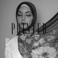 حجاب مطبوع