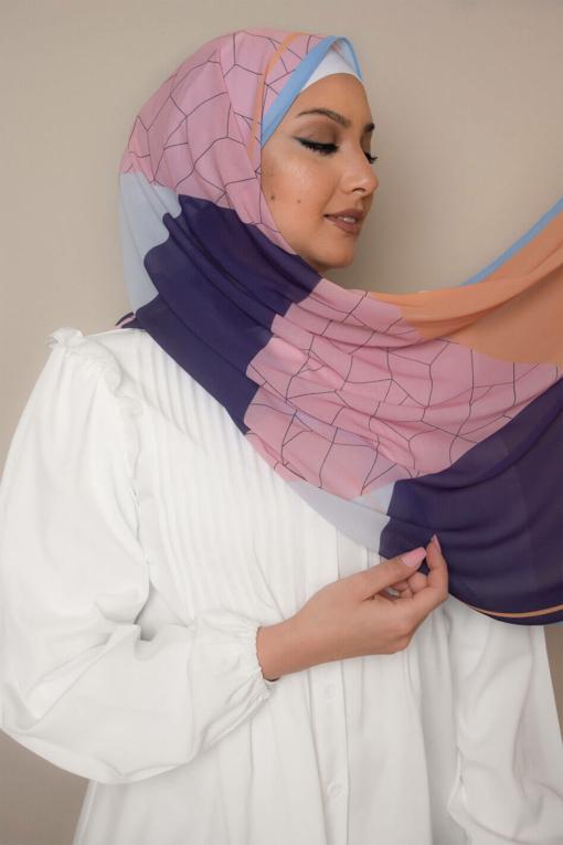 hijab pinky