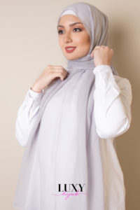voile hijab in cloud